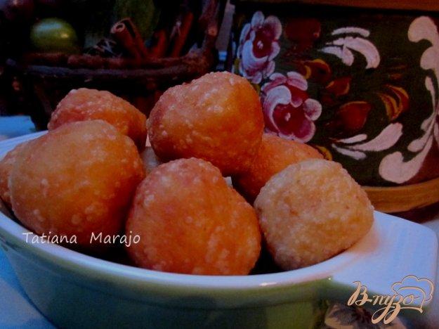 Рецепт Дофины картофельные (Dauphines)