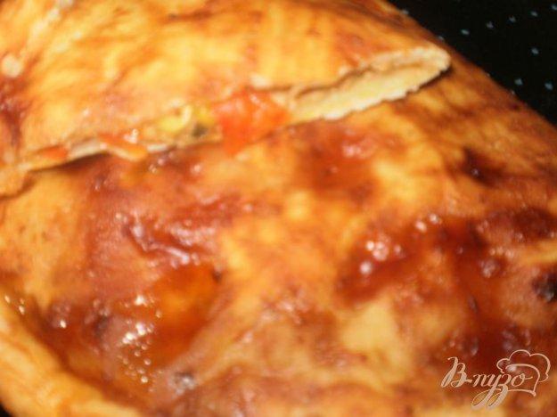 Рецепт Пицца Кальцоне