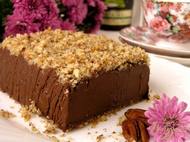 Рецепт Итальянский шоколадный десерт