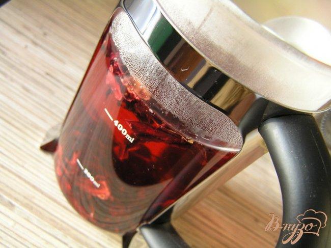 Фото приготовление рецепта: Пунш Красный бархат шаг №1