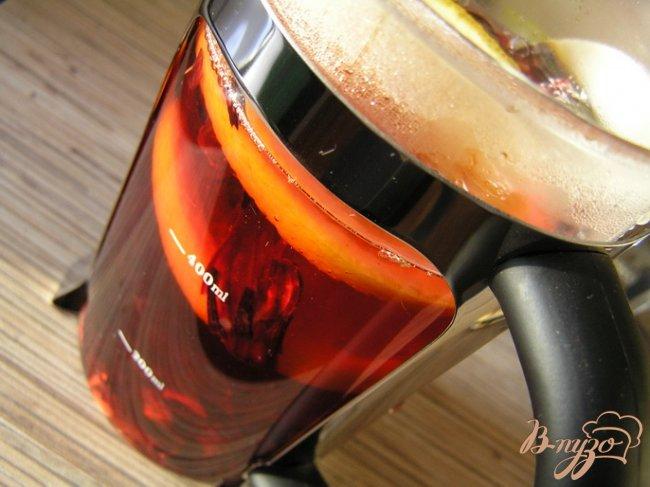 Фото приготовление рецепта: Пунш Красный бархат шаг №2