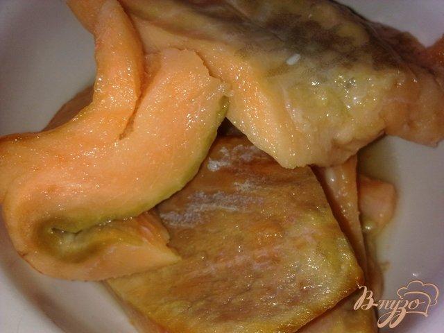 Фото приготовление рецепта: Рийет(паштет) из красной рыбы шаг №1