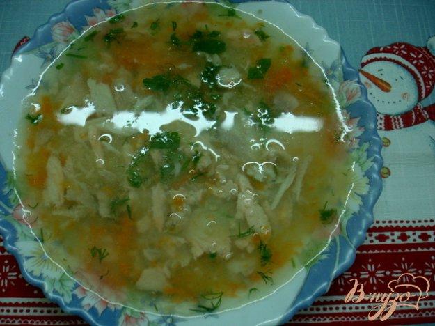 фото рецепта: Суп пюре из головы лосося