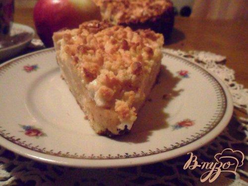 """Яблочный пирог """"Нега"""""""