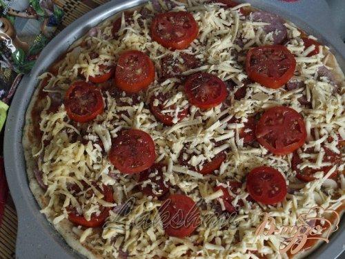"""Пицца """"Неаполитана"""""""