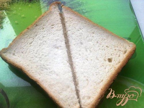Горячие сэндвичи с горбушей
