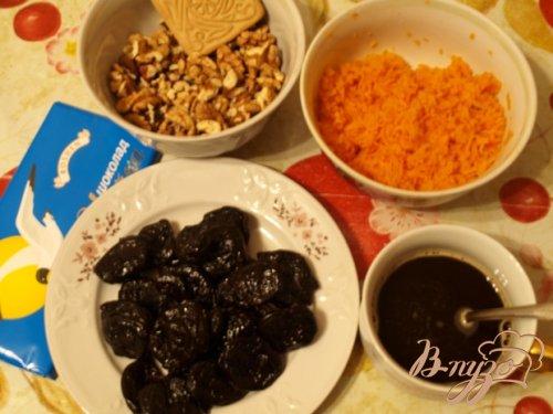 Новогодние конфеты из чернослива