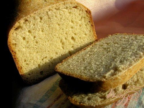 Хлеб с кукурузной мукой