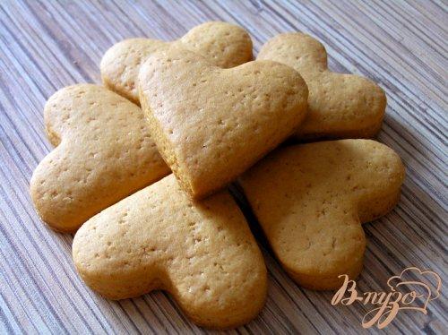 """Томатное печенье """"Ёлочки"""""""