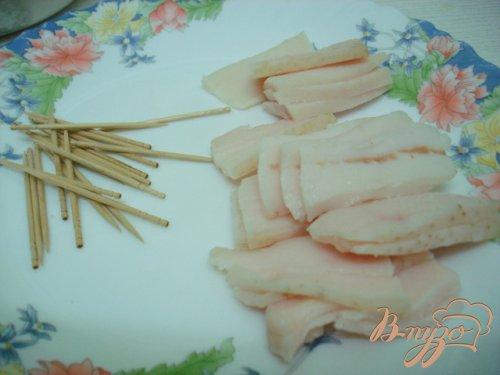 Картофель  запеченный  *Кораблики*