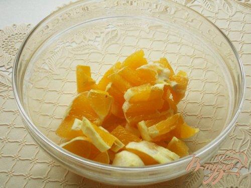 Салат фруктовый