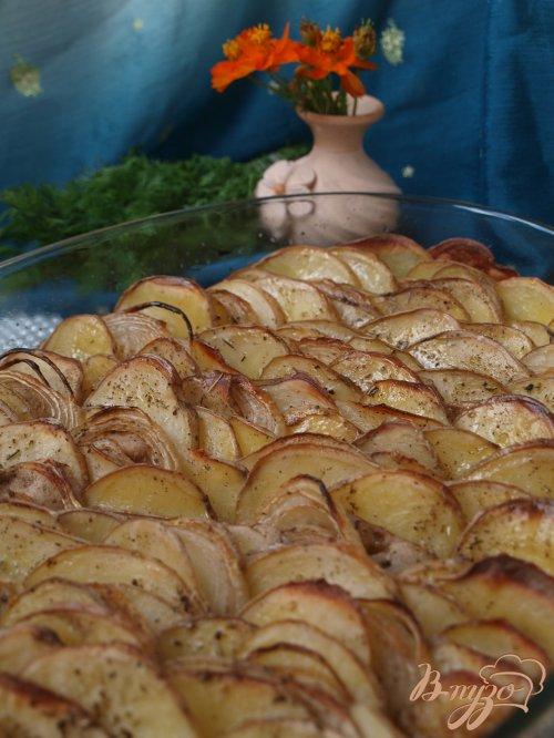 Картофельный гратин