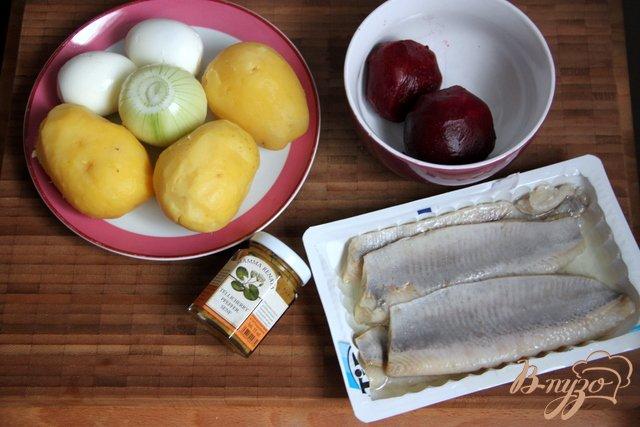 Корзиночки картофельные рецепт пошаговый