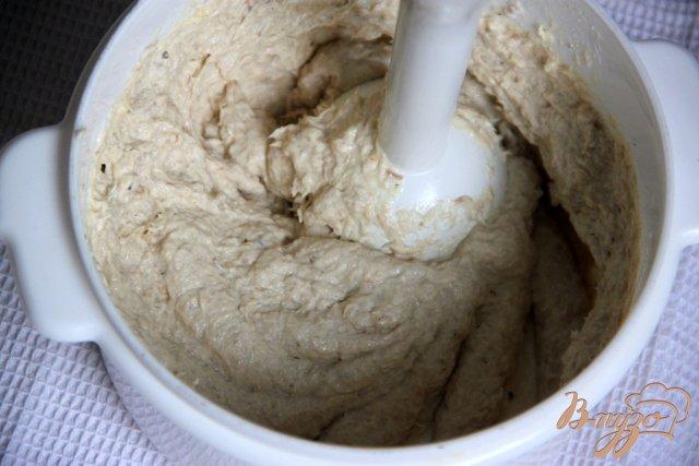 Фото приготовление рецепта: Мусс из скумбрии горячего копчения шаг №3