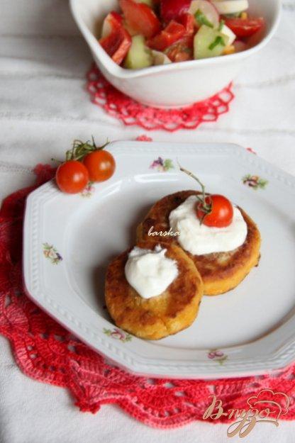 Рецепт Морковно-нутовые котлетки
