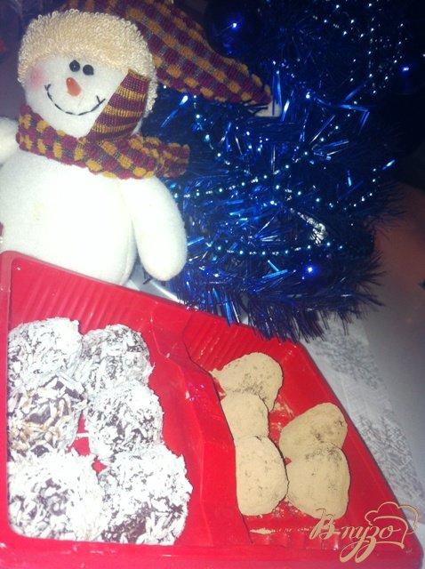 Трюфельные конфетки