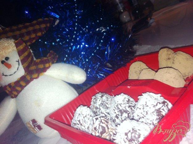 фото рецепта: Трюфельные конфетки