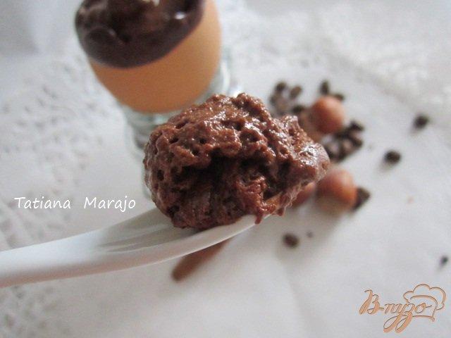 Фото приготовление рецепта: Шоколадный мусс шаг №6