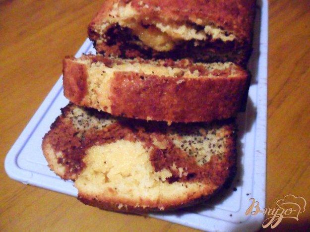 Рецепт Разноцветный кекс