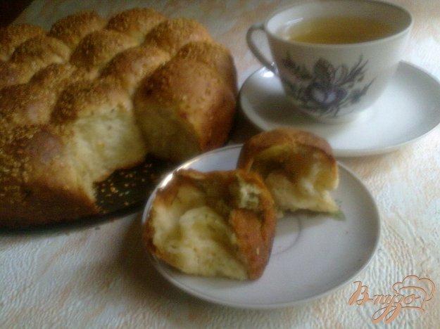 Рецепт Творожно-сырный пирог- разборник