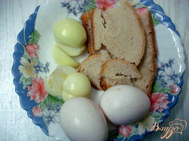 Фото приготовление рецепта: Рулет мясной с яйцами шаг №1