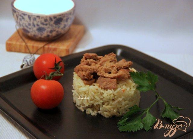 Фото приготовление рецепта: Свинина в корейском стиле шаг №7