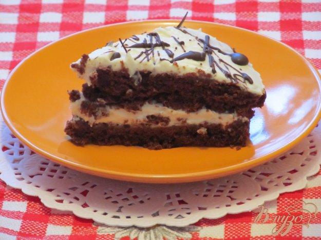 Рецепт Вкусный шоколадный торт