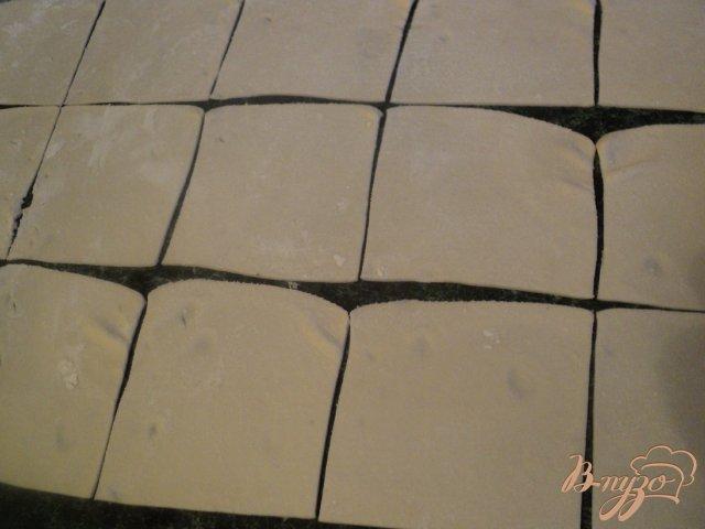Фото приготовление рецепта: Китайские пельмени «Цзяоцзы» шаг №4