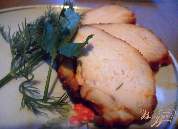 Рецепт Домашняя пастрома из куриной грудки
