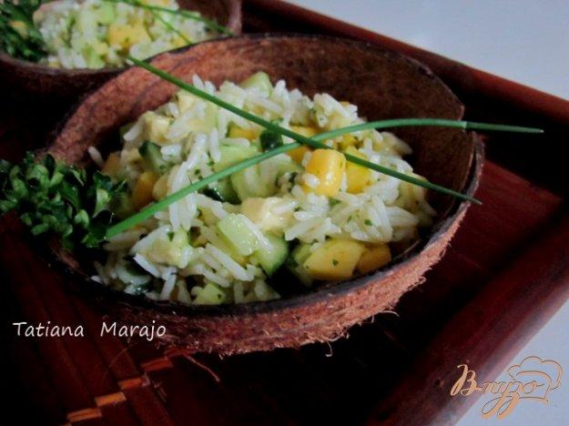 фото рецепта: Рисовый салат
