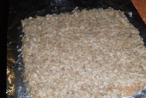 Фото приготовление рецепта: Мясной рулет из фарша шаг №3