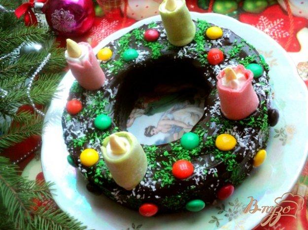 Рецепт Рождественский венок – Adventskranz