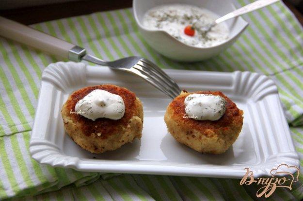 Рецепт Картофельно-куриные котлеты из отварного мяса