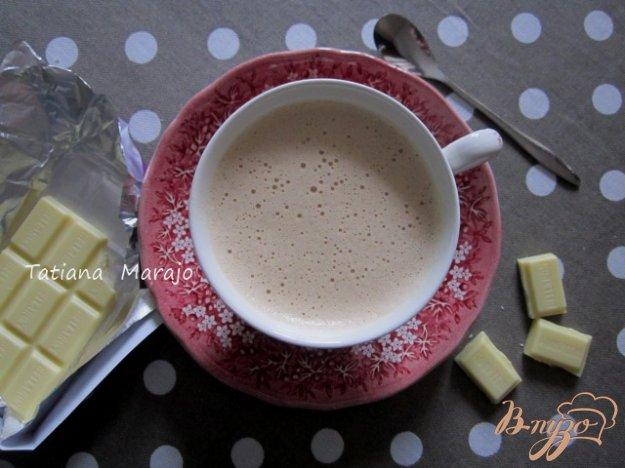 фото рецепта: Мокко с белым шоколадом