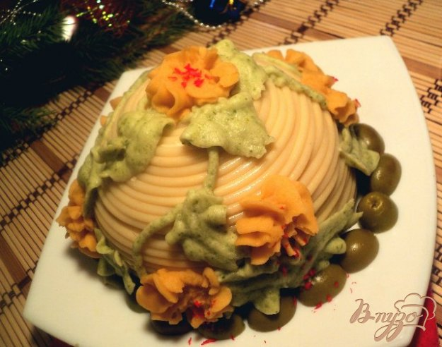 Рецепт Паштет «Праздничный»