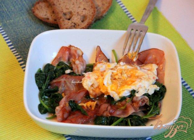 Рецепт Европейский завтрак