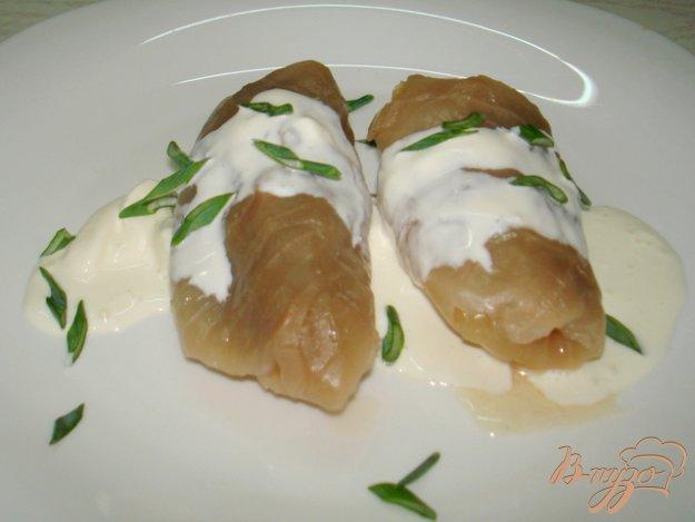 Рецепт Голубцы из тёртого картофеля