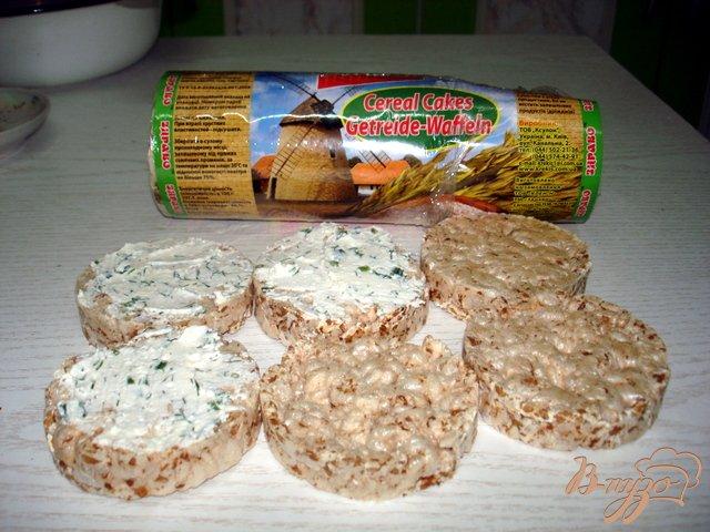 Фото приготовление рецепта: Завтрак для  *нехочушек*. шаг №5