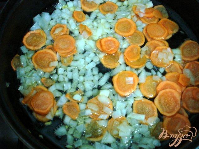 Фото приготовление рецепта: Суп из турецкого горошка нута шаг №3