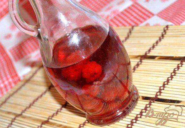Рецепт Уксус малиновый