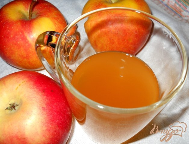 Фото приготовление рецепта: Укус яблочный домашний шаг №5