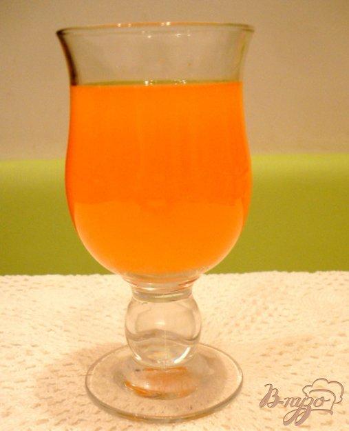 Рецепт Цитрусовый напиток