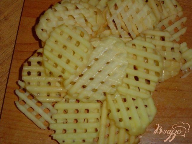Фото приготовление рецепта: Куриная грудка запеченная , с овощным гарниром шаг №2