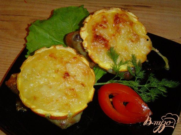 Рецепт Куриные крылышки под апельсином