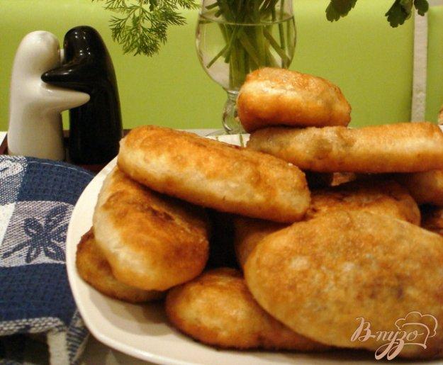 Рецепт Пирожки жареные с мясом