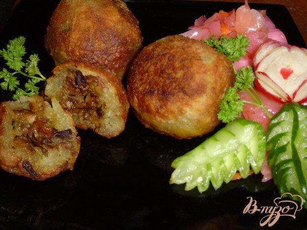 Рецепт Колдуны с грибами