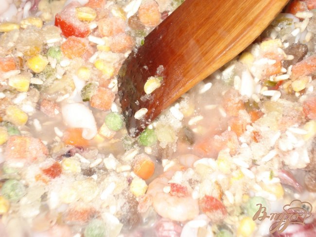 Фото приготовление рецепта: Ужин по-тайски от Олеси шаг №3