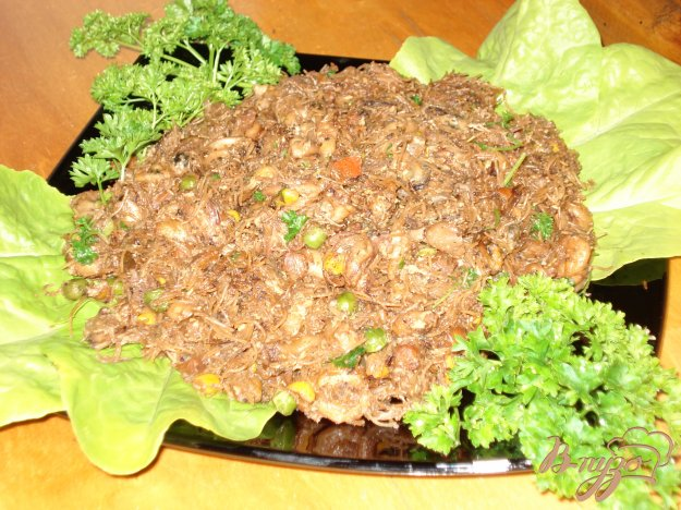 фото рецепта: Ужин по-тайски от Олеси