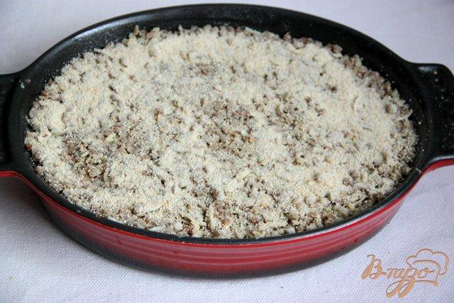 Фото приготовление рецепта: Запеканка из гречки шаг №6