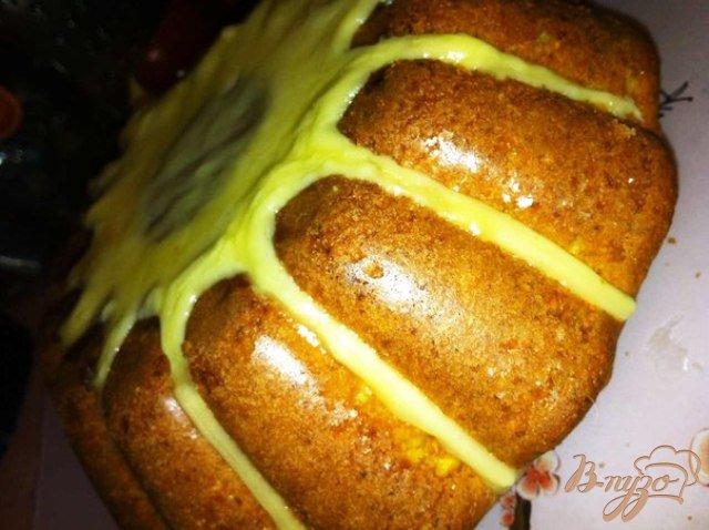 Фото приготовление рецепта: Морковный кекс. шаг №7